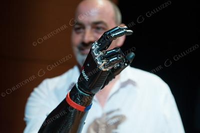 Nigel Ackland - Robotic Arm