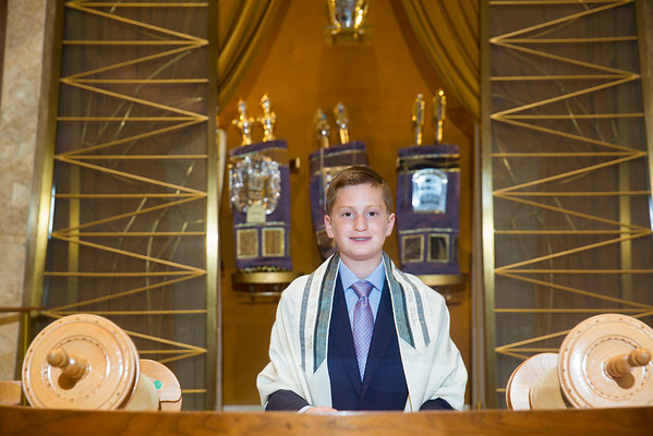 ZACH SNYDER'S BAR MITZVAH AT WOODHOLME COUNTRY CLUB