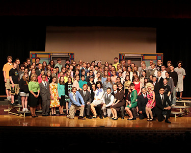 How to Succeed in Business--Cast and Leads