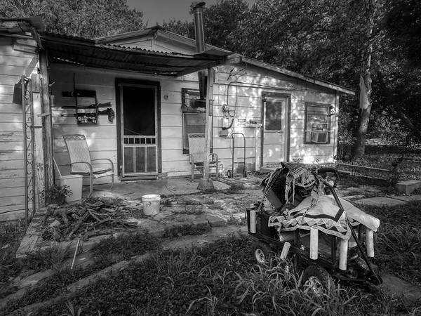 8/4 - Pre-Demolition (Mono)