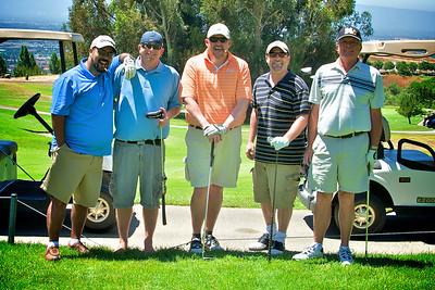 West Coast Golf Tournament 2010