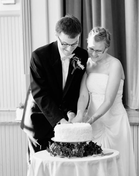 Cutting the Cake black and white.jpg
