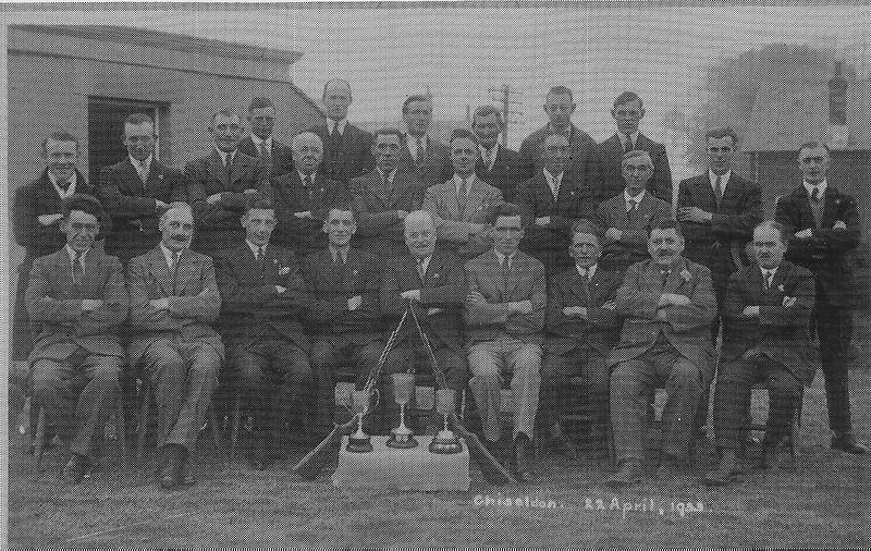 British Legion Rifle Team 1933