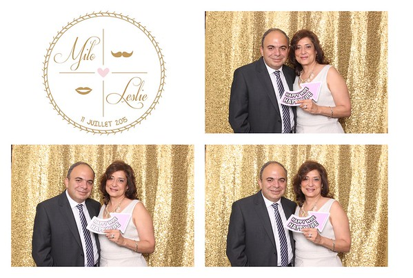 Leslie + Milo | Photobooth |
