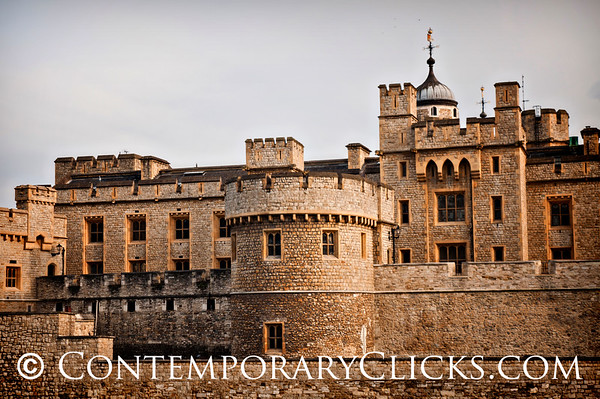 The Tower of London, London England