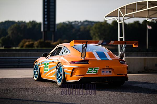 GT3 Cup Car Orange #25