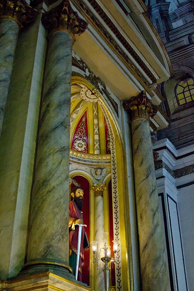 San Agustin Church Photograph 2