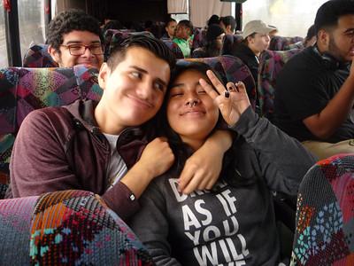11th Grade UCD and Sac State Trip