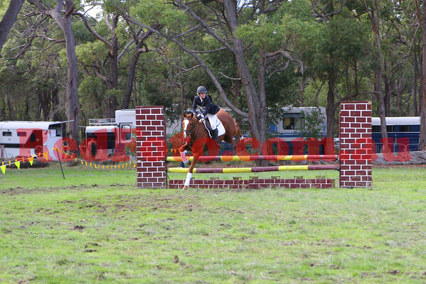 2009 06 14 Log Fence ODE ShowJumping C Grade Open