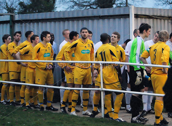Chippenham Town V YateTown match pictures