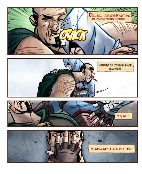 Assassin's Creed Page 8