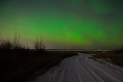 Aurora Borealis November 15, 2014