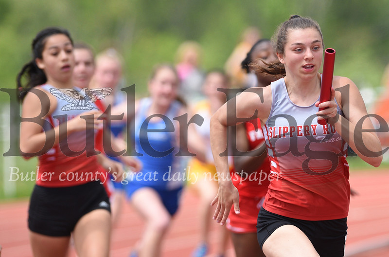 Slippery Rock High School Track and Field at Slippery Rock University