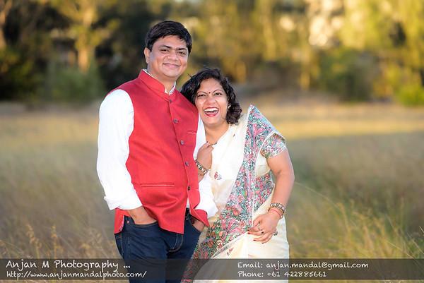 Awadh Anamika Family Shoot