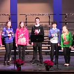 CSHS Choir Christmas Concert 12/08/2016