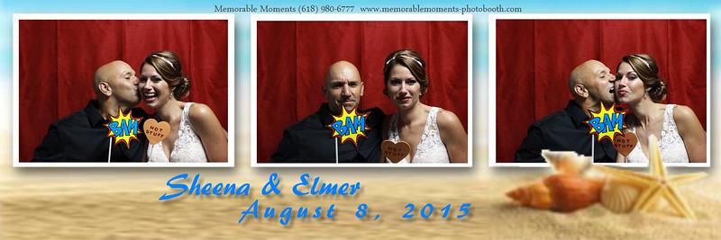 Elmer & Sheena - August 8, 2015
