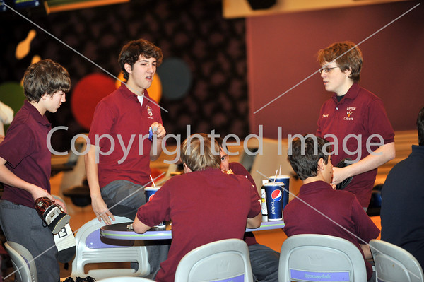 Wyomissing VS Central High School Bowling 2009-2010