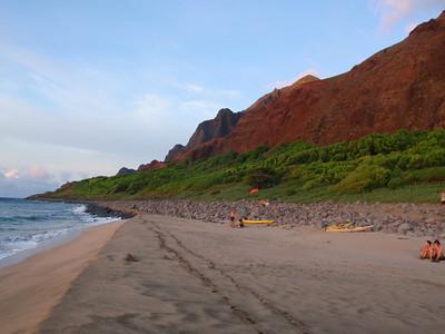 Na Pali coast 2009