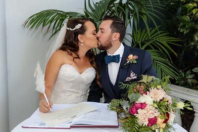 Jess and Alex - Wedding