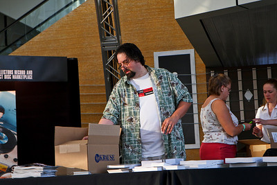 Goldmine National Record Show At the Rock Roll Hall of Fame Aug 2007