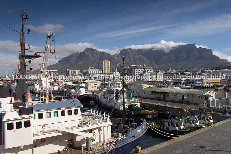 WE'VE GOT MANY PLACES WE LIKE TO BE. SOUTH AFRICA IS ONE.