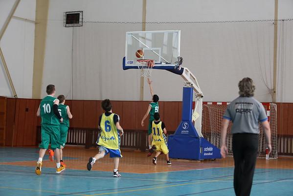 basketbal chlapci