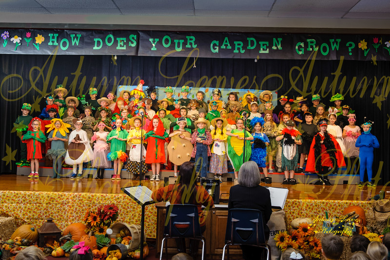 UP 3rd Grade Musical Play - 11/18/2014 Performance