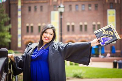 Esha's Graduation 2015
