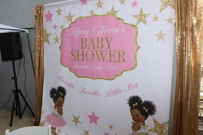 Tiffany & Kwesi's Baby Shower
