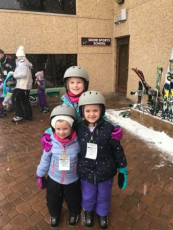 Ski trip to the Dells