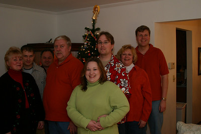 12-27 Christmas at the Bahr's House