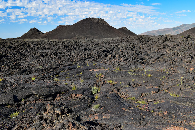 Craters of the Moon National Monument & Preserve  (2.8 miles; d=3.48)