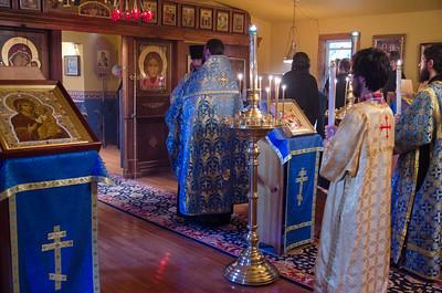 Nativity of the Theotokos (2013)