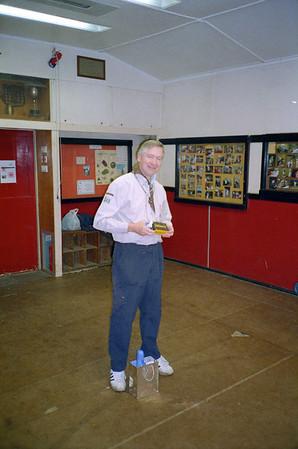 David's Leaving Gift 2005