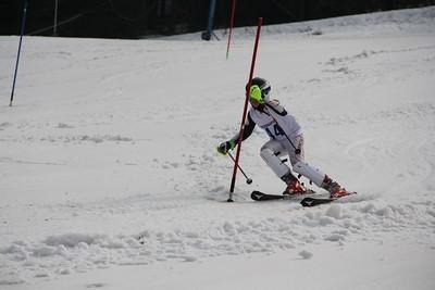 Zimná Kalokagatia - Zjazdové lyžovanie