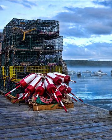 Maine's Scenic Harbors