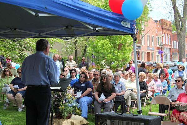 2013,  National Day of Prayer, Rogersville