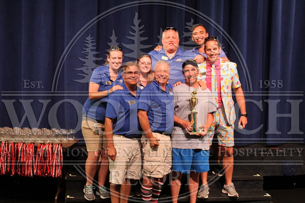 August 25 - Awards