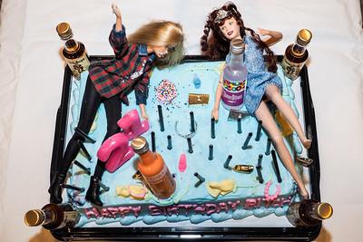 Allie's 21st Birthday