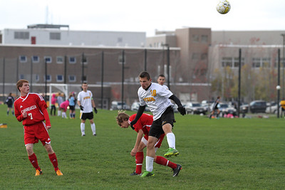 Athena Boys Soccer Sectionals 10 22 13