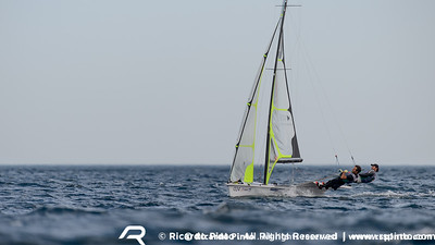 ISAF Worlds'14 D8 Racing
