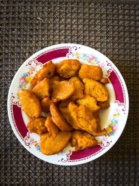 Trinidad cooking class fritter corn.jpg