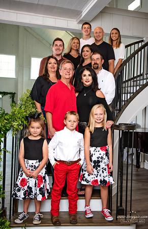 "Smith Family Shoot at Circle ""B"" Farm 30 Sept 2018"