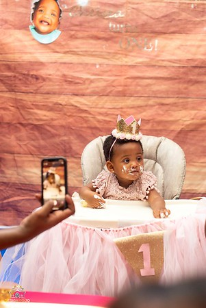 Chelsea's First Birthday