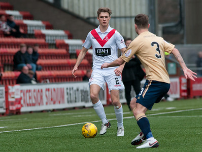 Airdrieonians v Brechin (0.2) 12 3 16