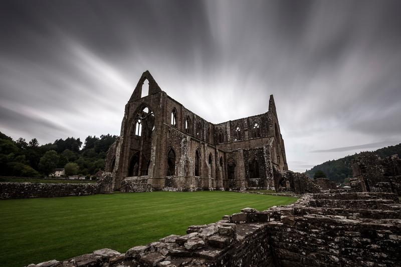 Tintern Abbey Wales outside longexposure moody.jpg