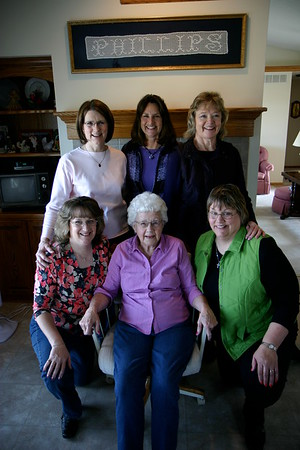 Grandma Donna 85th Birthday
