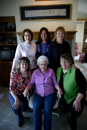 Grandma Donna 85th Birthday