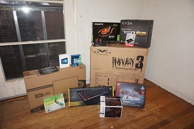 Owen's computer build, Dec 2016