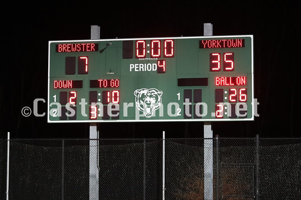 10-25-19 Brewster Playoff